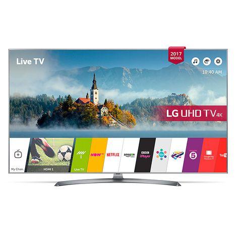 49uj750v tv led 4k uhd 49 123 cm hdr smart tv. Black Bedroom Furniture Sets. Home Design Ideas