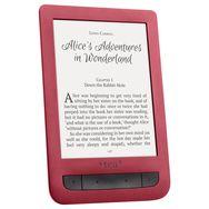 TEA Tablette liseuse Touch LUX 3 Rouge