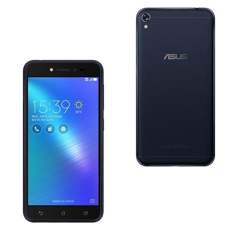 ASUS Smartphone ZENFONE LIVE / ZB501KL- 16 Go - 5 pouces - Bleu