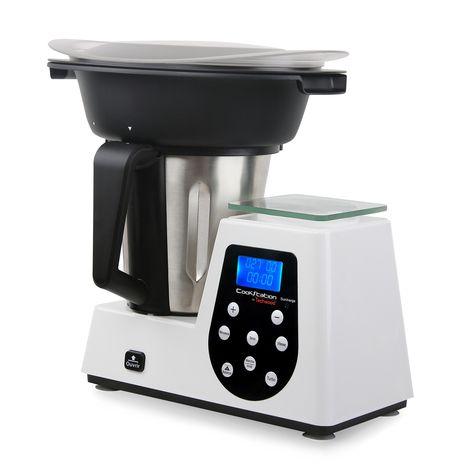 robot chauffant cs 7 cookstation techwood pas cher prix. Black Bedroom Furniture Sets. Home Design Ideas