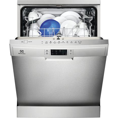 ELECTROLUX Lave vaisselle pose libre ESF5512LOX, 13 couverts, 60 cm, 47 dB, 6 programmes
