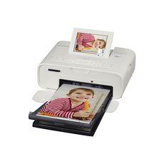 CANON Imprimante photo portable - Blanc - Selphy CP1300