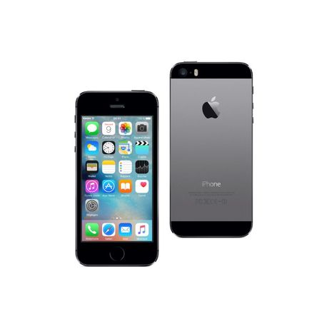 APPLE Iphone 5S Reconditionné Grade A - 32 Go - Gris sidéral - LAGOONA