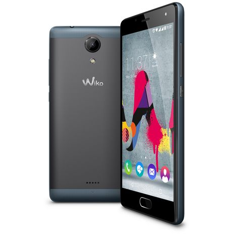 7daf5eafe4f8ee WIKO Smartphone UFEEL LITE - 16 Go - 5 pouces - Gris .