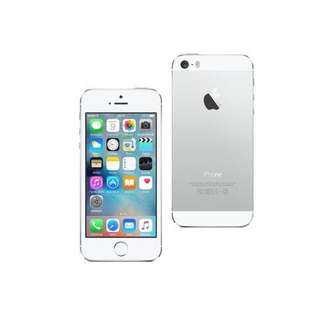 iphone 5s reconditionn grade a 16 go argent lagoona apple pas cher prix auchan. Black Bedroom Furniture Sets. Home Design Ideas