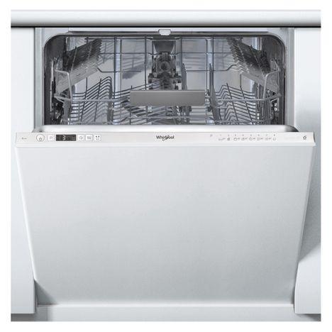 lave vaisselle full encastrable wkic3c26 14 couverts 60 cm 46 db 8 programmes whirlpool pas. Black Bedroom Furniture Sets. Home Design Ideas