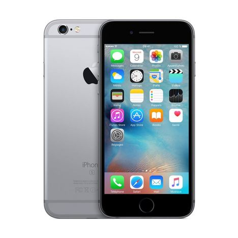 APPLE iPhone 6s Plus 128 Go Gris Sidéral
