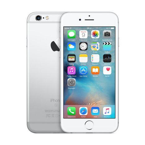 APPLE Iphone 6S Plus - 128 Go - 5,5 pouces - Argent