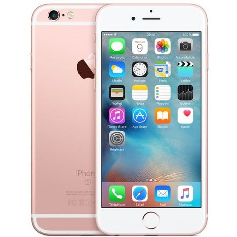 APPLE iPhone 6s 128 Go Or Rose