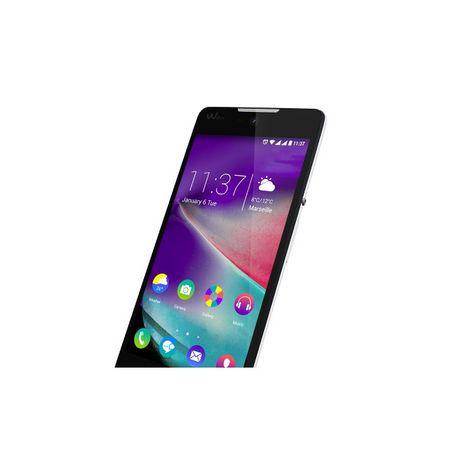 Smartphone RAINBOW Lite 4G - Blanc - Double Sim WIKO pas cher à ...