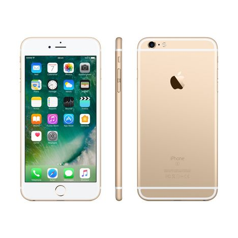 APPLE Iphone 6S+ - 32 Go - 5,5 pouces - Or