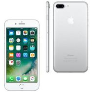 APPLE iPhone 7 Plus - Argent - 256 Go