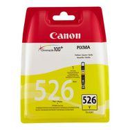 CANON Cartouche CLI-526 Y BLISTER W/SEC