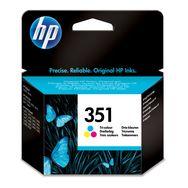 HP Cartouche d'Encre HP 351 Trois Couleurs Authentique (CB337EE)