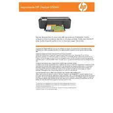 HP Cartouche d'Encre HP 300 Trois Couleurs Authentique (CC643EE)