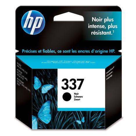 HP Cartouche 337 - Noir