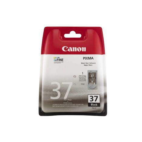 CANON Cartouche PG-37 BLK BLISTER W/SEC