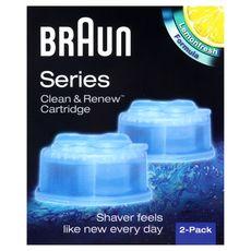BRAUN hygiène dentaire recharge nettoyage BR5331701