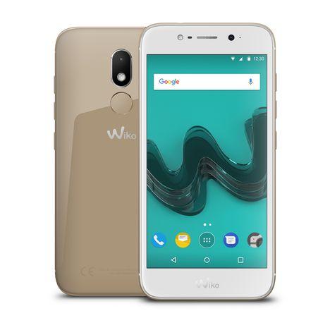 WIKO Smartphone - WIM Lite - Or - Double SIM