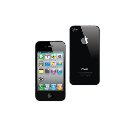 iphone 4s 8go noir reconditionn lagoona grade a apple. Black Bedroom Furniture Sets. Home Design Ideas