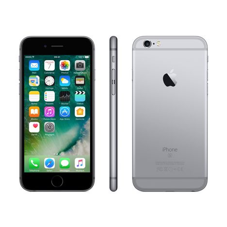 APPLE Iphone 6S - 32 Go - 4,7 pouces - Gris