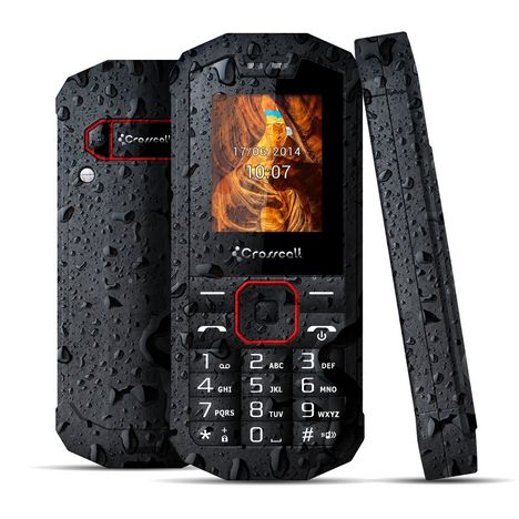 t l phone portable spider x1 ip67 double sim noir. Black Bedroom Furniture Sets. Home Design Ideas