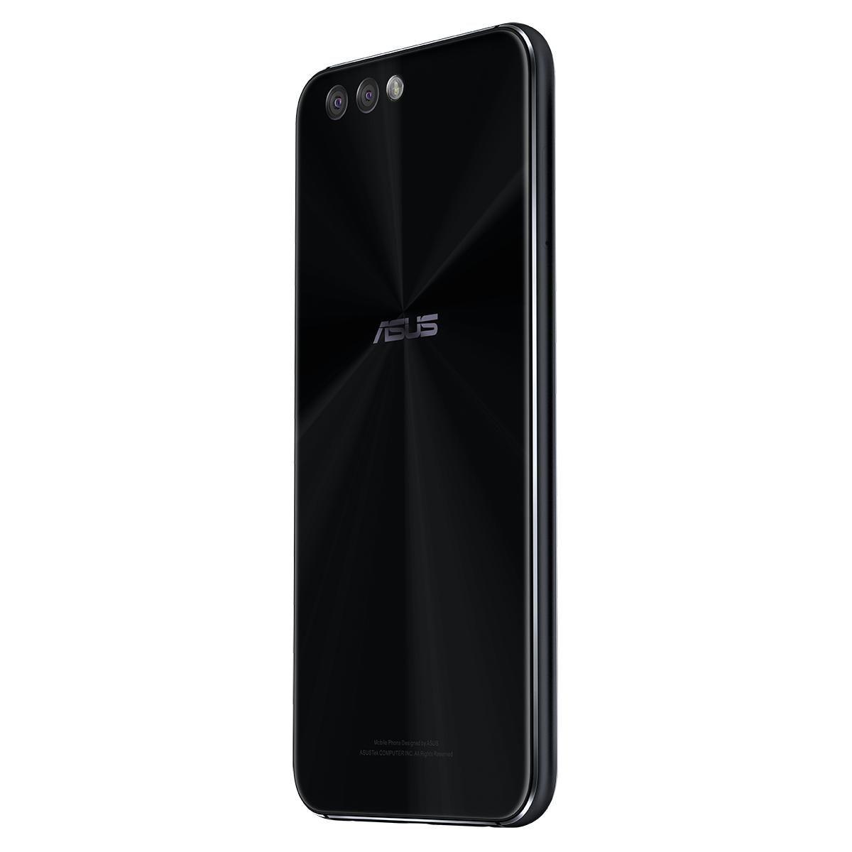 ASUS Smartphone ZENFONE 4 - 64 Go - 5,5 pouces - Noir
