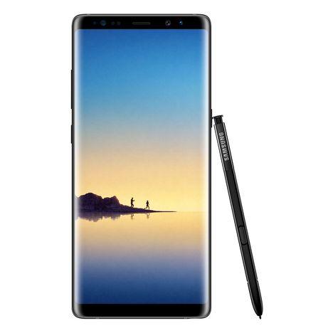 SAMSUNG Smartphone - Galaxy Note 8 - 64 Go - 6,3 pouces - Noir