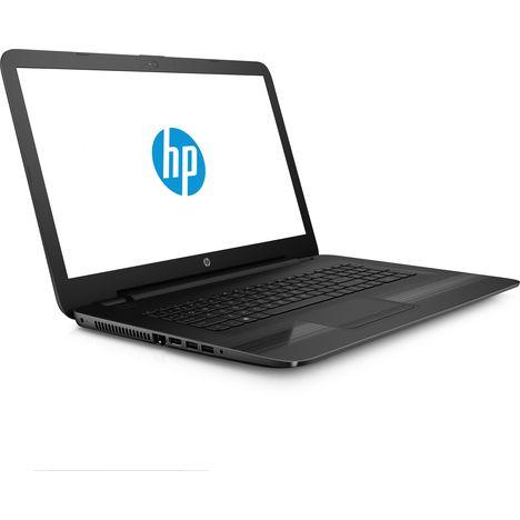 557a69d627694f Ordinateur portable Notebook 17-x086nf Noir HP pas cher à prix Auchan