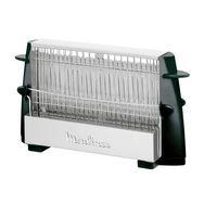 grille pain a15453 noir 760w 2 fentes moulinex pas cher prix auchan. Black Bedroom Furniture Sets. Home Design Ideas