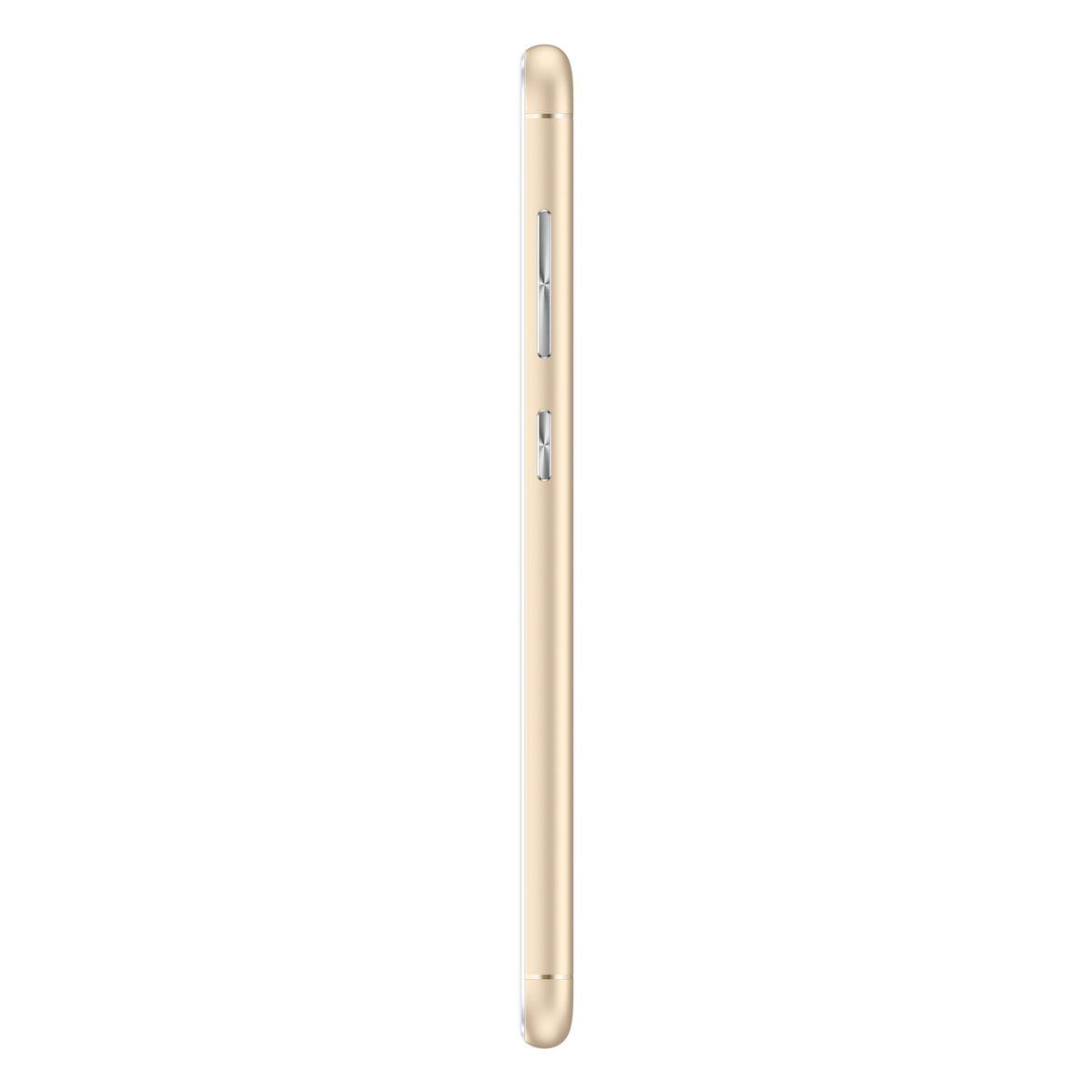 ASUS Smartphone ZENFONE 3 MAX+ / ZC553KL - 32 Go - 5,5 pouces - Or