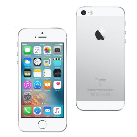APPLE Iphone SE - 32 Go - 4 pouces - Argent