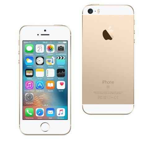 APPLE Iphone SE - 32 Go - 4 pouces - Or