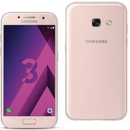 SAMSUNG Smartphone - Galaxy A3 2017 - 16 Go - 4,7 pouces - Rose