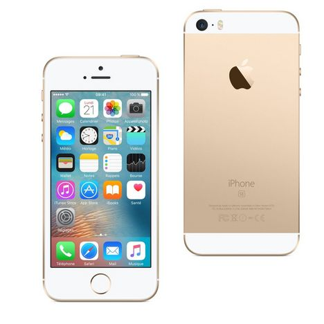 APPLE Iphone SE - 128 Go - 4 pouces - Or