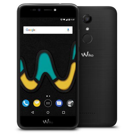 WIKO Smartphone U PULSE - 32 Go - 5,5 pouces - Noir