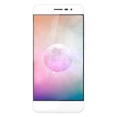 ECHO Smartphone MOON - 16 Go - 4,7 pouces - Blanc