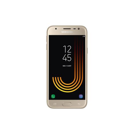 SAMSUNG Smartphone - Galaxy J3 2017 - 16 Go - 5 pouces - Or