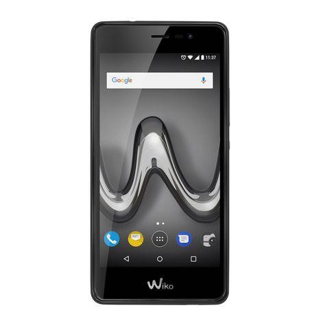 WIKO Smartphone TOMMY 2 - 8 Go - 5 pouces - Noir