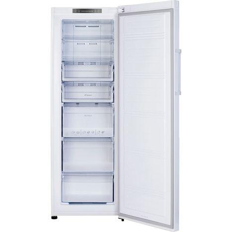 Congelateur Armoire Ccun6172wh 235 L Froid Ventile Candy Pas Cher A Prix Auchan