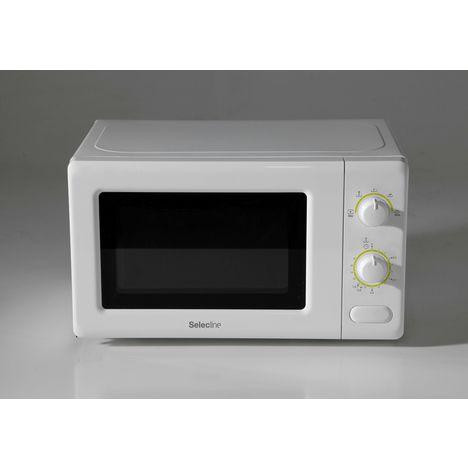micro ondes grill mg720cr6 selecline pas cher prix auchan. Black Bedroom Furniture Sets. Home Design Ideas