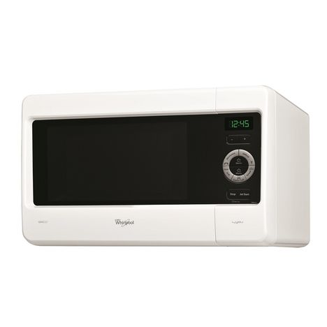 WHIRLPOOL Four Micro-ondes GRIL MWA268WH