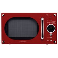 DAEWOO Four micro-ondes KOR 6L9RR, Rouge