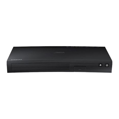 SAMSUNG BD-J5500 - Lecteur DVD Blu-ray