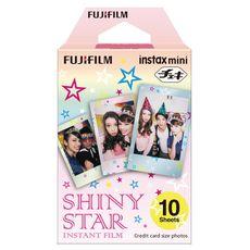 FUJIFILM Films INSTAX MINI - Shiny Star - Accessoire photo