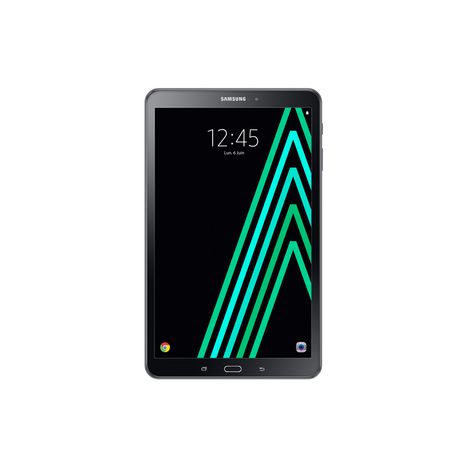 tablette tactile tab a galaxy 16go noir samsung pas cher. Black Bedroom Furniture Sets. Home Design Ideas