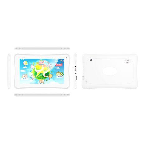 QILIVE Tablette tactile Kid APP - Blanc