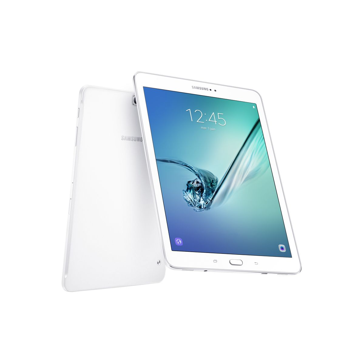 SAMSUNG Tablette tactile Galaxy Tab S2 9.7 pouces Blanc 32 Go