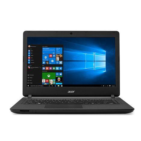 Notebook Aspire ES1-432 - Noir ACER pas cher à prix Auchan 326fa907cac7