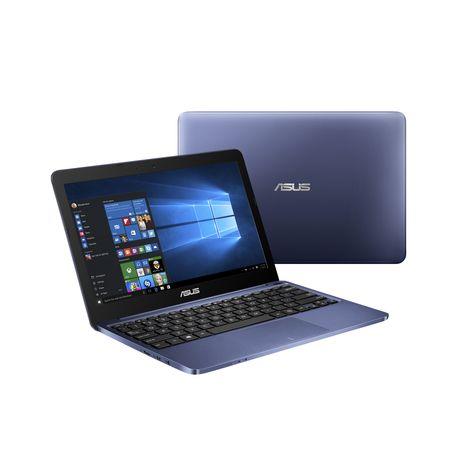 ordinateur portable notebook x205ta fd0061ts bleu nuit. Black Bedroom Furniture Sets. Home Design Ideas
